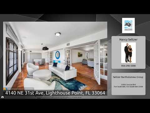 Waterfront Real Estate For Sale: Pompano Beach/Ft. Lauderdale dock space for up to 65' Boat or Yacht from YouTube · Duration:  10 minutes 42 seconds