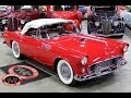 1955 Ford Thunderbird  Test Drive Classic Muscle Car for Sale in MI Vanguard Motor Sales