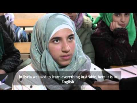 UNESCO BEIRUT:  Education for Syrian Refugees in #Lebanon #hawer