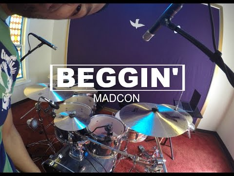 Beggin by Madcon | Drum Cover