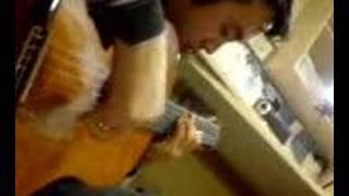 Viet's guitar