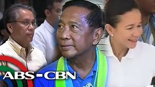 Bandila: Rivals hit Duterte anew for alleged lack of transparency