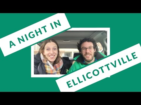 Breaking up the routine: a night in Ellicottville