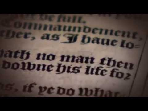 The King James Bible BBC Documentary