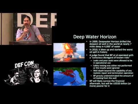 DEF CON 23 - Bruce Potter - A Hacker's Guide to Risk