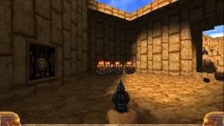 Powerslave (Exhumed) PSX - Part 1 (Tomb Of Ramses, Karnak, Karnak Sanctuary) + Intro