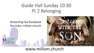 Serving with the son  Belonging Pt2