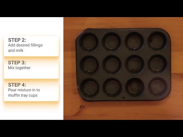 TopLay Basics | Egg Cups