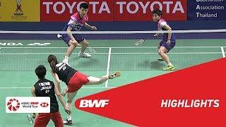 TOYOTA Thailand Open 2019 | Finals XD Highlights | BWF 2019