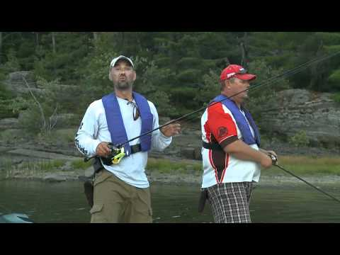 FISH TV French River Smallmouth And Walleye