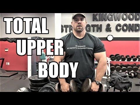 KSC Training Session- Total Upper Body