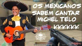 [CF/AL] O DIA QUE OS MEXICANO ENTROU NO TS KKKKK