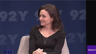 Sheryl Sandberg and Katie Couric share how they found meaning after loss
