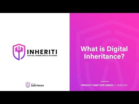 Inheriti: What is Digital Inheritance (Inheriti Suite 001)