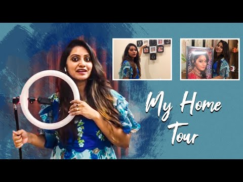 My Home Tour Vlog for you || Naveena Vlogs