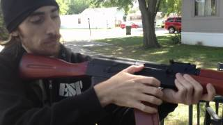 New toy means new video for you guys. Here we have an AK 74. This r...