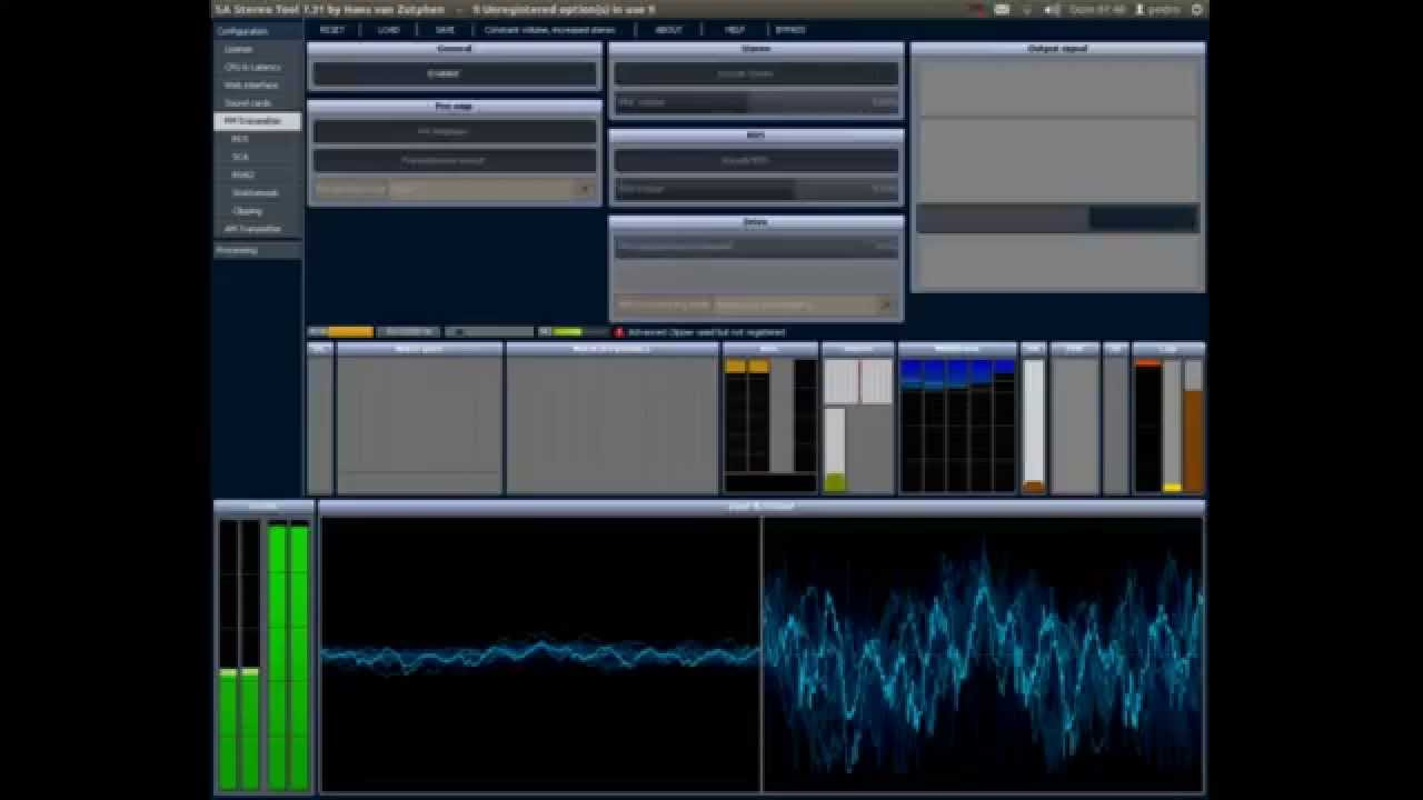 Stereo Tool - audio processing software