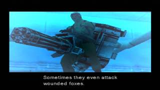 Let's Play Metal Gear Solid (PSX) [Part 11] - Vulcan Raven