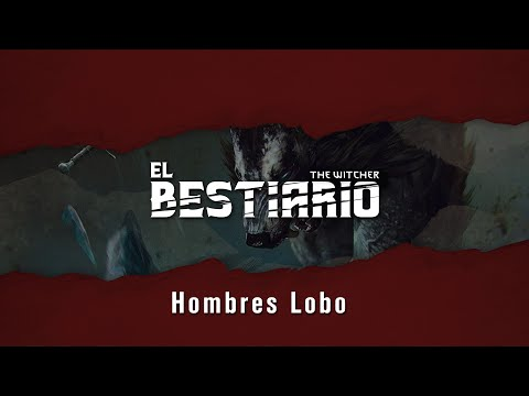 El Bestiario - Hombres Lobo   Universo The Witcher thumbnail