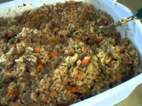 My homemade dog food recipe youtube my homemade dog food recipe forumfinder