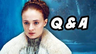 Game Of Thrones Season 5 Episode 6 Q&A - Sansa and Ramsay