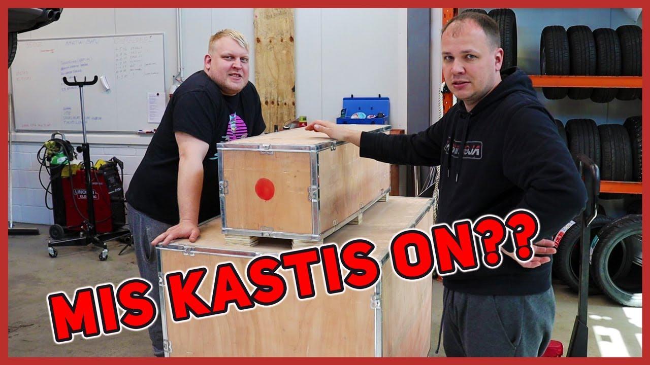 Mis on kastis ? Random vlog!