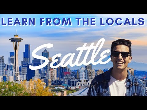 Learn From The Locals: Seattle - Ep.01