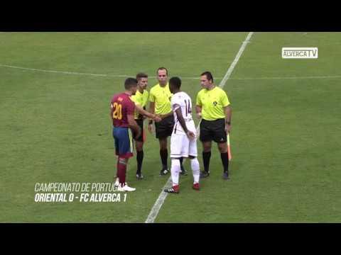Oriental 0 vs FC Alverca 1 - Highlights