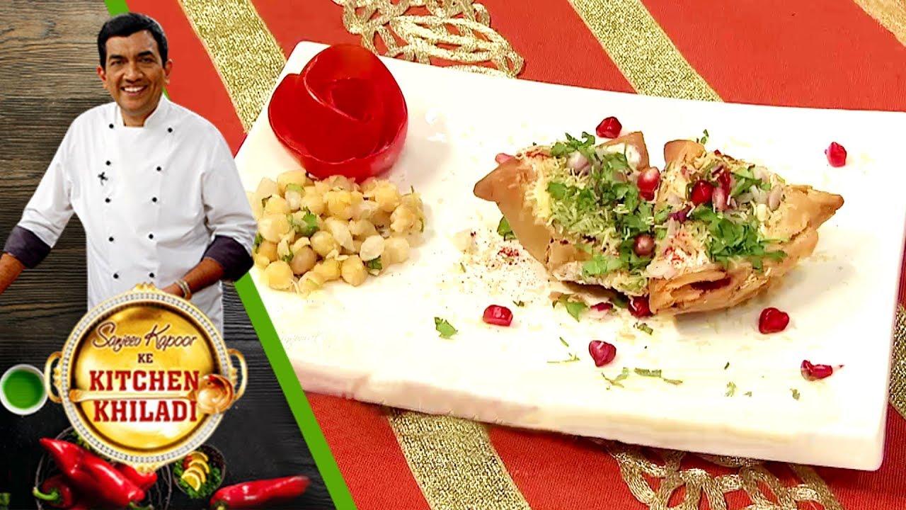 Sanjeev kapoor ke kitchen khiladi episode 87 jabalpur ka jhatka sanjeev kapoor ke kitchen khiladi episode 87 jabalpur ka jhatka samosa chaat forumfinder Gallery