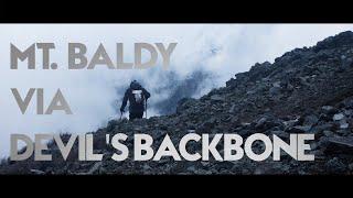 Mt. Baldy (10,064ft.) Via Devil's Backbone