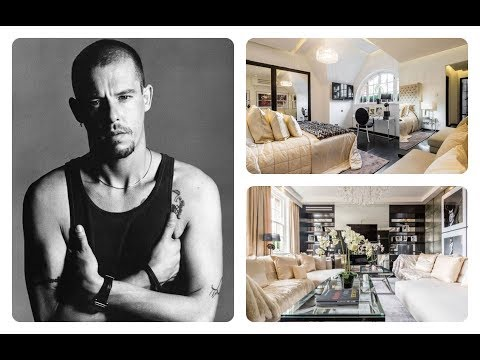 ★ Tour Alexander Mcqueen's Mayfair Home | HD