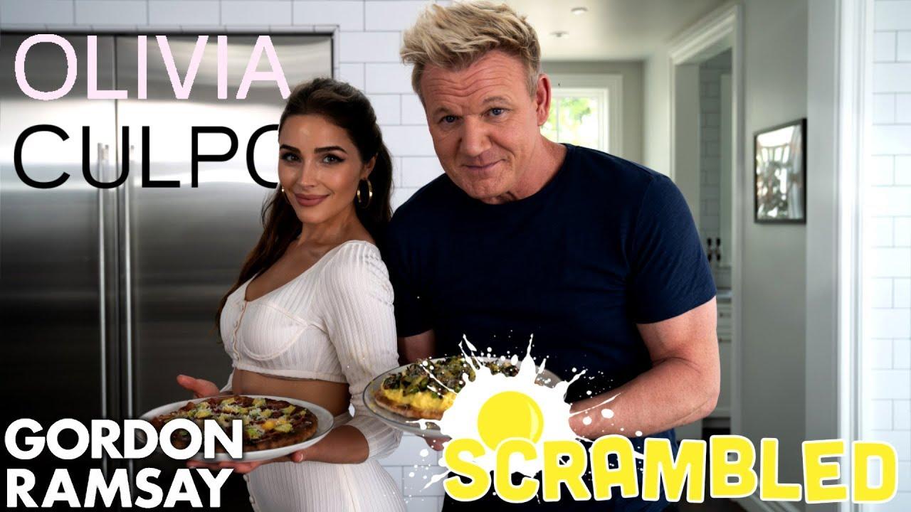 Gordon Ramsay Challenges Hell S Kitchen S Mia Castro To Make Poke Ramsay In 10 Youtube