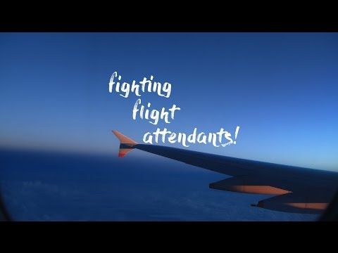 Fighting flight attendants and lost luggage - worst flight with British Airways!