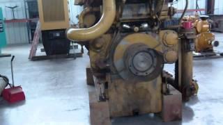 Caterpillar D399 PC Marine Engine