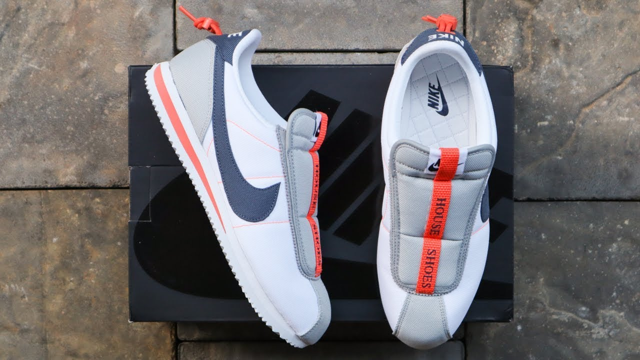 newest collection 1312f 80c27 NIKE CORTEZ BASIC SLIP x KENDRICK LAMAR | unboxing - overview & on-feet!!