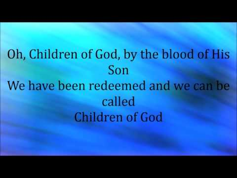 Children of God by Third Day karaoke with lyrics