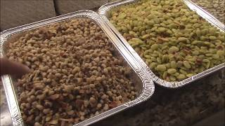 Lima Beans and Peas