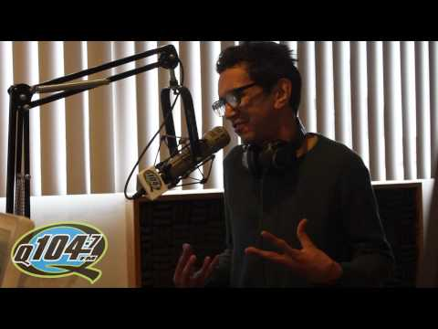 Comedian Isaac Flaco Martinez Interview on Q104.7's The Rico and Mambo Morning Show