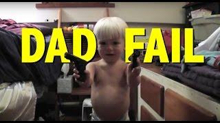Being a Parent - FAIL #parentingfail
