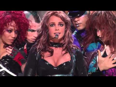 ฺBritney Spears : The Onyx Hotel Tour 2004 [ Live From Miami ]
