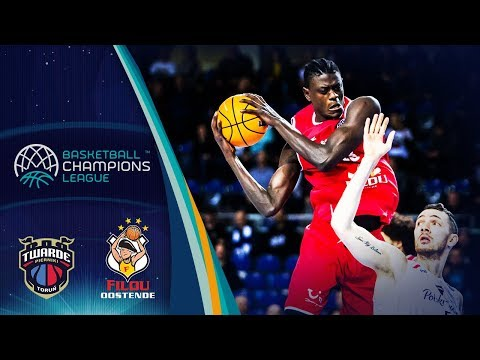 Polski Cukier Torun V Filou Oostende – Highlights – Basketball Champions League 2019-20