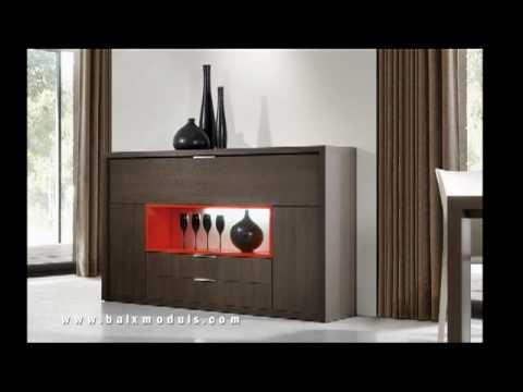 Salones Modernos Mobiliario  Baixmoduls  Programa