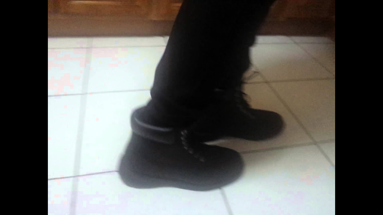 50% off half price save up to 80% Timberland boots make squeaking noise - YouTube