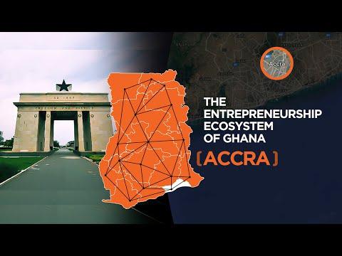 Accra Startup Ecosystem