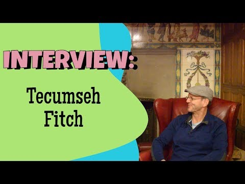 The Evolution of Language: An Interview with Dr. Tecumseh Fitch