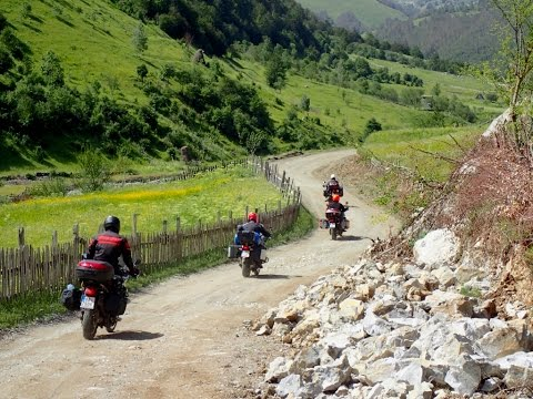 Albanie 2016 - v údolí smrti