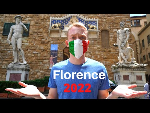 TOP 15 Things to do in FLORENCE Italy in 2021 | New Normal Travel Guide