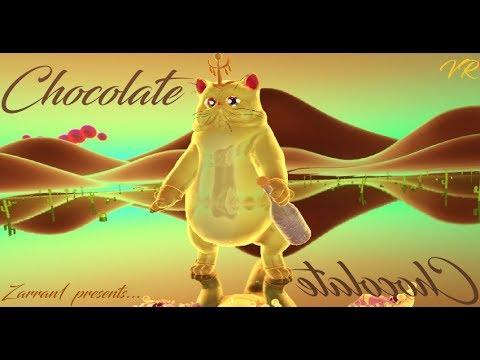 Hello Krazy Kitty! Chocolate VR! ~ Oculus Rift w/ Touch