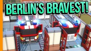 BERLIN'S BRAVEST // Rescue HQ - Part 1