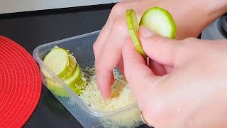 Вот как нужно готовить КАБАЧКИ! съедаются моментально ОЧЕНЬ ВКУССНО